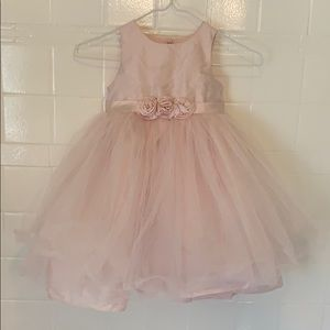 Beautiful pink ballerina formal dress